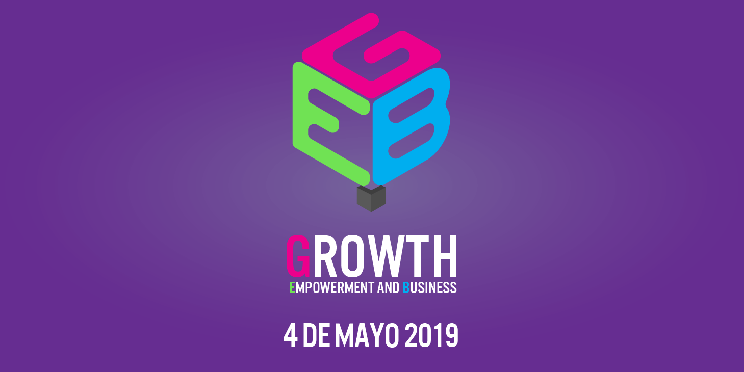 Flyer congreso growth