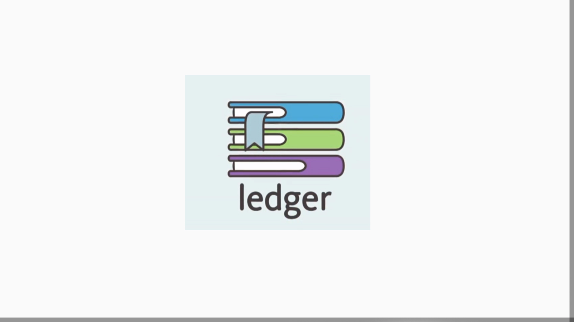 The Ledger