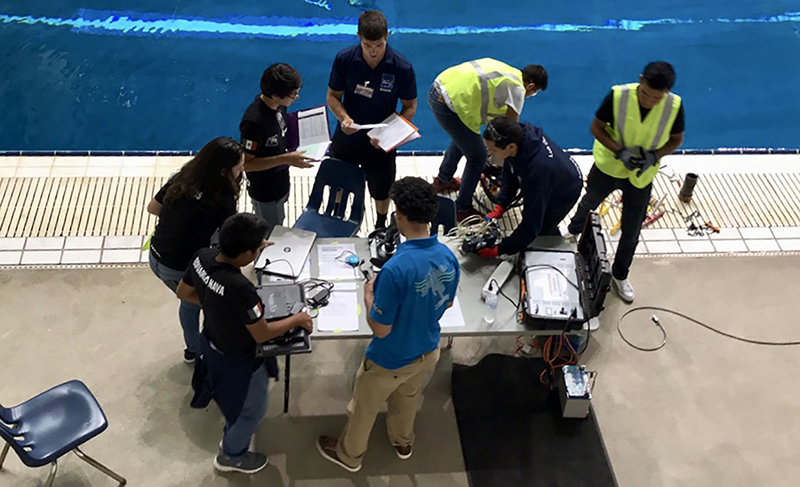 MATE ROV International Competition