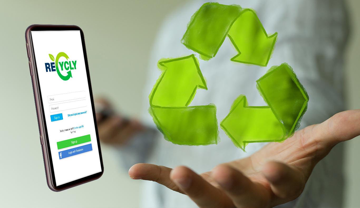 Recycly: una solución ambiental