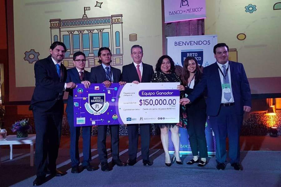 ¡Conquistan Reto Banxico! Jóvenes del Tec ganan primer lugar