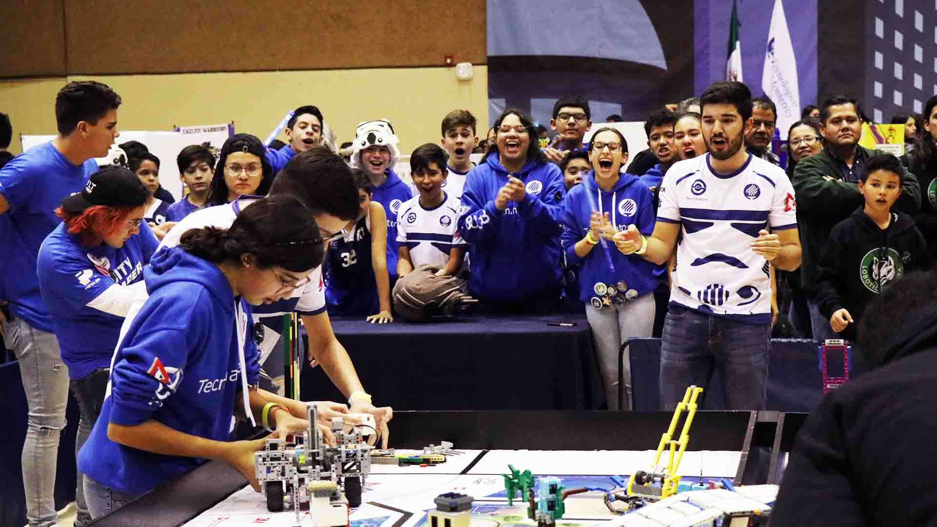 FIRST LEGO League en PrepaTec en Laguna