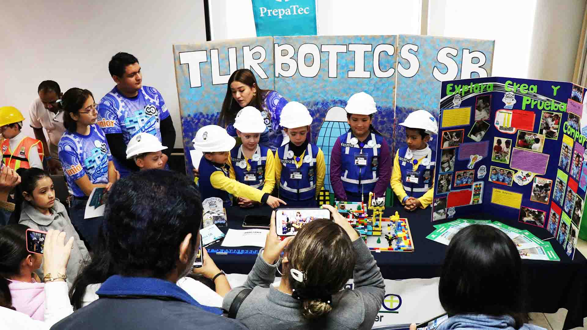 FIRST LEGO League Jr. en PrepaTec en Laguna