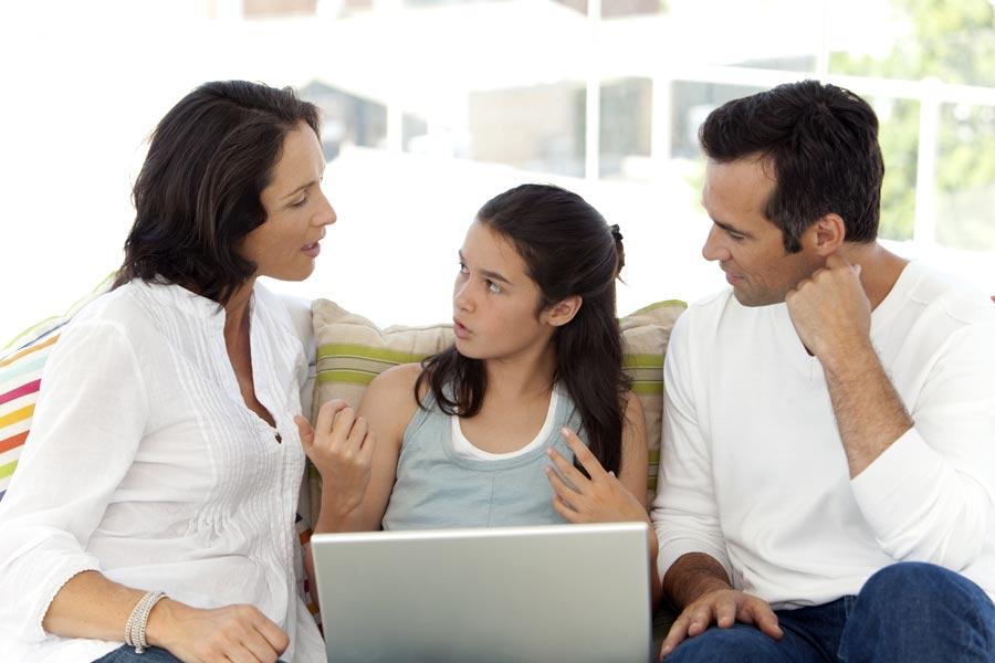 Pregúntale a tu hijo qué es lo que sabe sobre la contingencia.