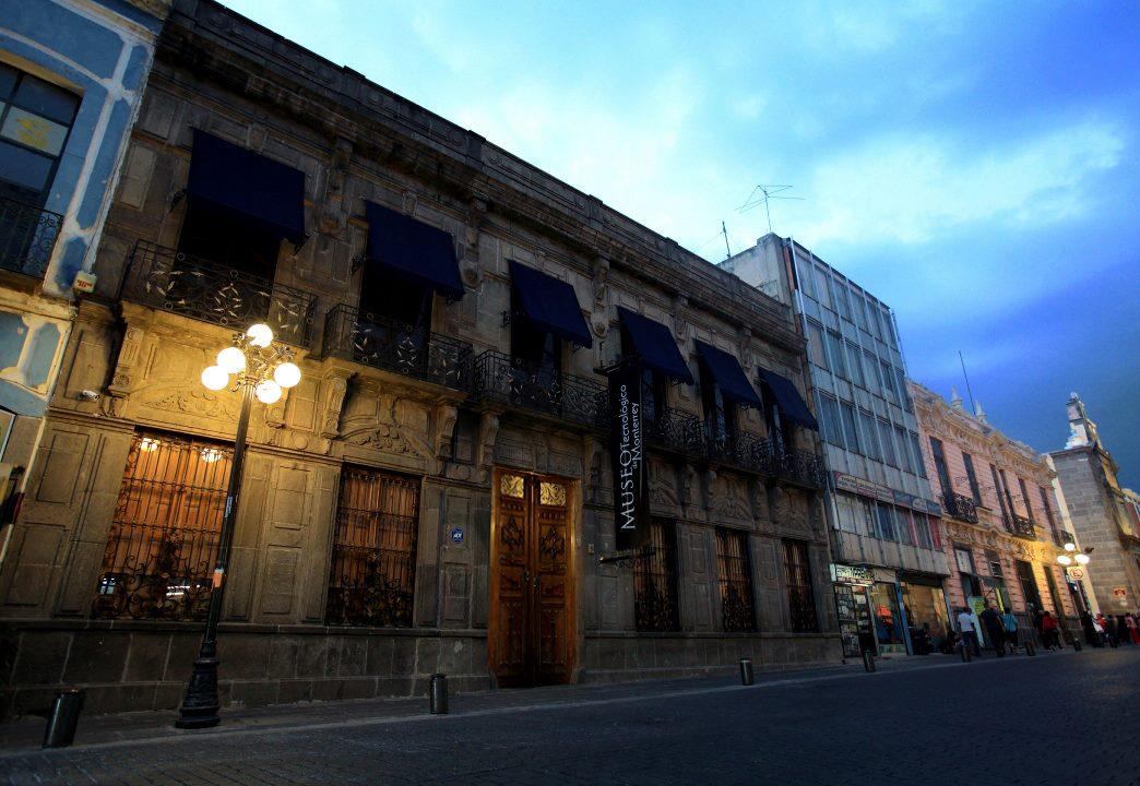 El Museo del Tec de Monterrey en Puebla