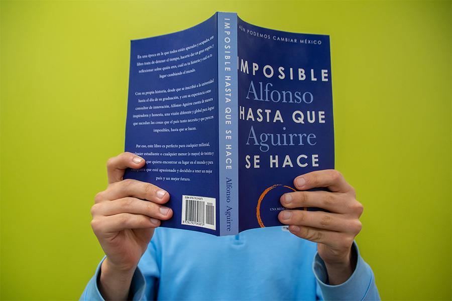 Libro Alfonso Aguirre - Imposible hasta que se hace - @aguirrealfonso