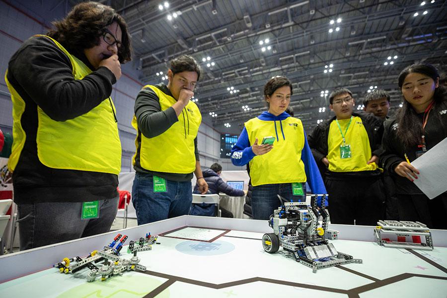 PrepaTec Lambot en WER Robotics
