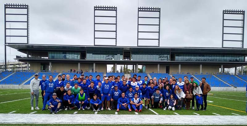 Foto de equipo Borregos Soccer Monterrey