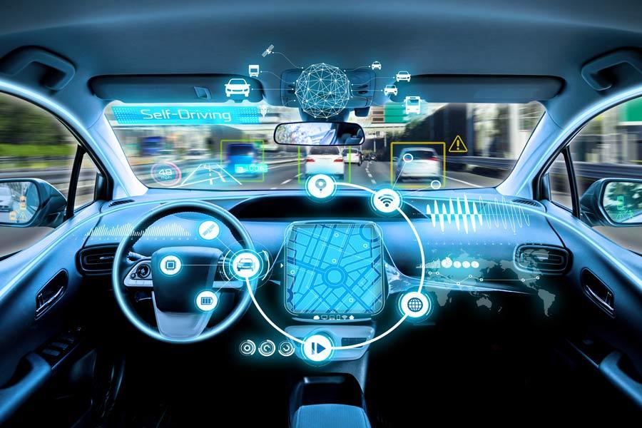 Empresas apuestan por el desarrollo de vehículos autónomos.