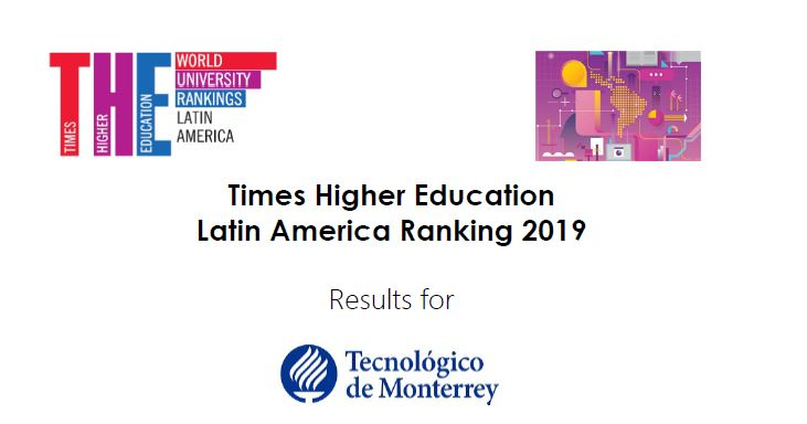 Times Higher Education Latin America University Rankings