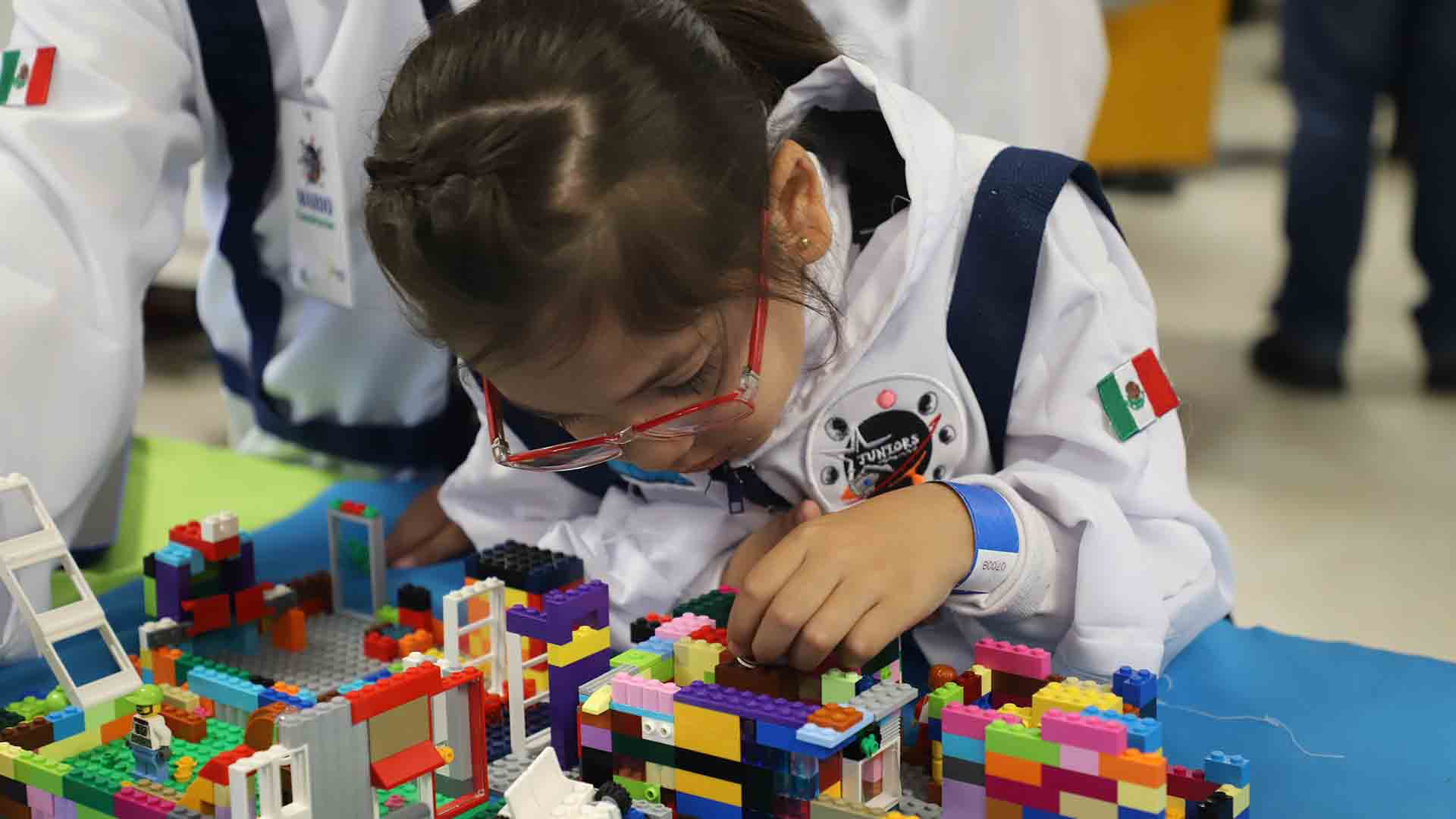 First Lego League Jr en el Tec de Monterrey