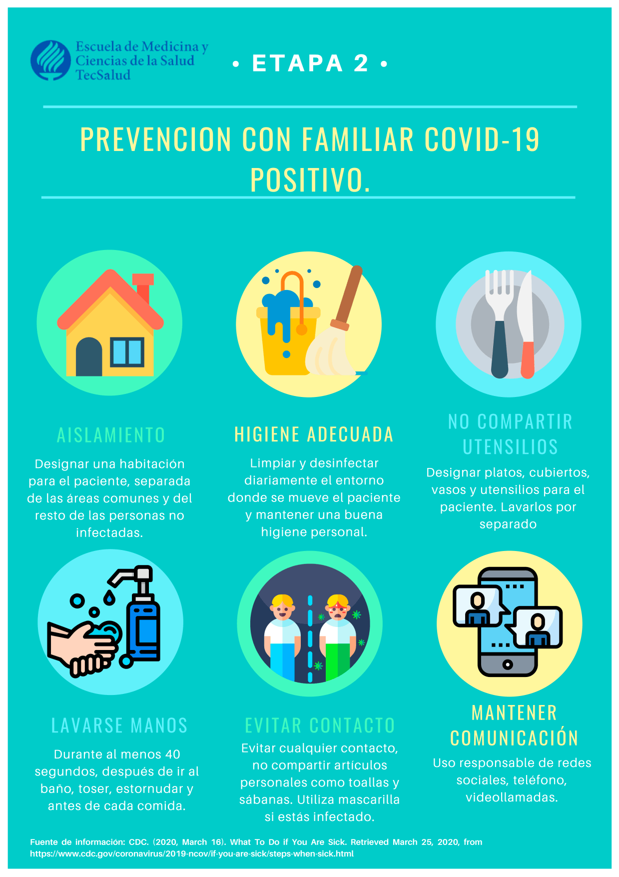 prevencion con familiar positivo