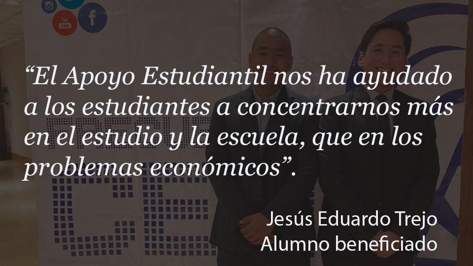 Testimonial Jesús Eduardo Trejo