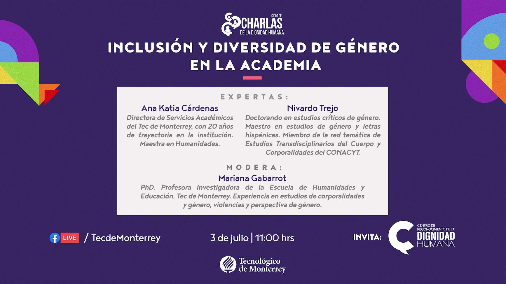 Inclusión y diversidad en la academia