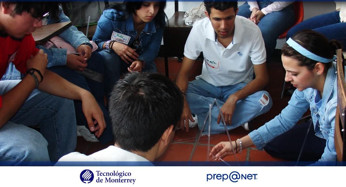 Participantes en la celebración del 15 aniversario del programa social Prepanet del Tec de Monterrey