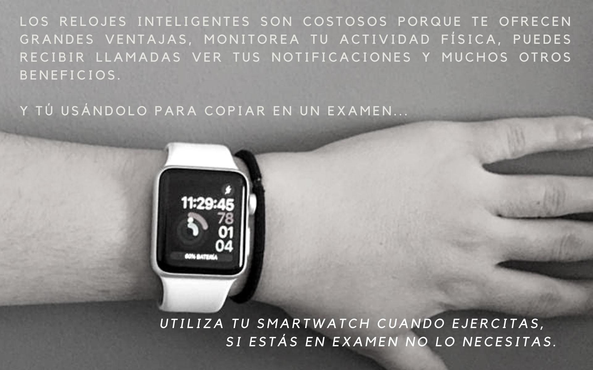 Propuesta Los relojes inteligentes del Programa de Integridad Académica del Tec de Monterrey