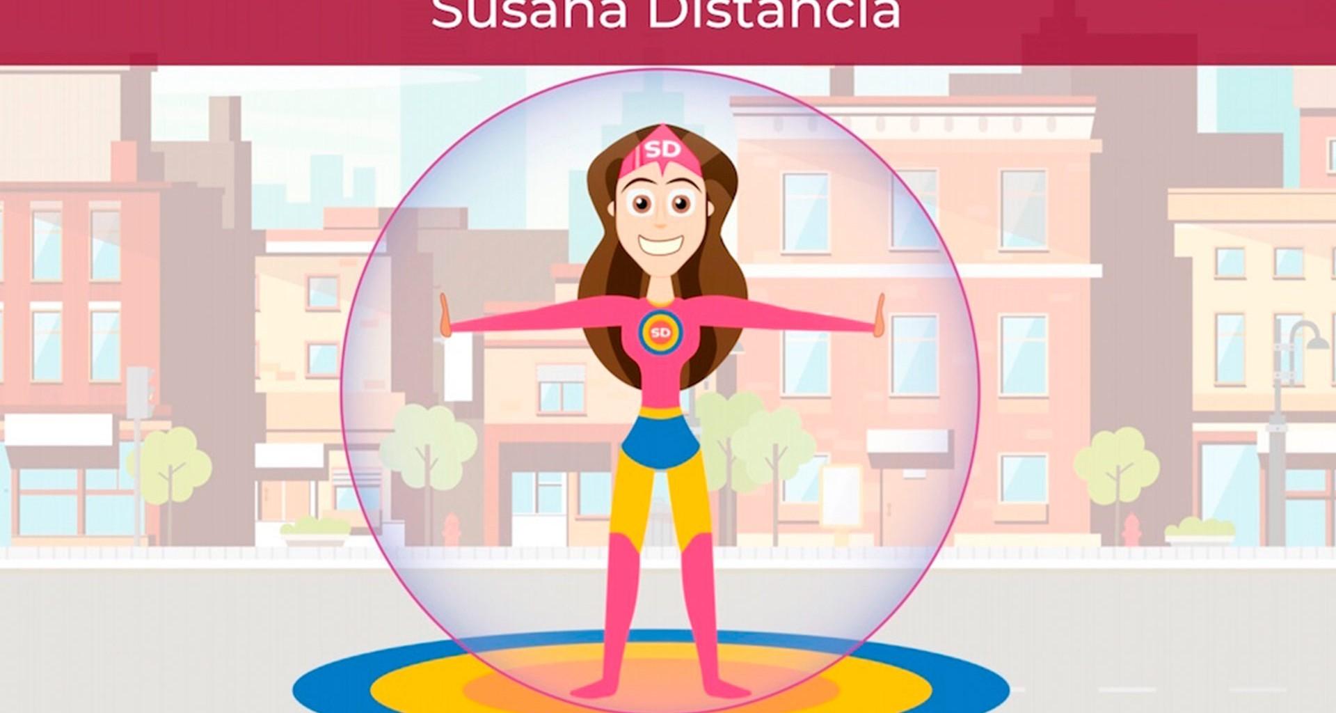 Profesor del Tec y estudiante ayudan en la campaña de Susana Distancia