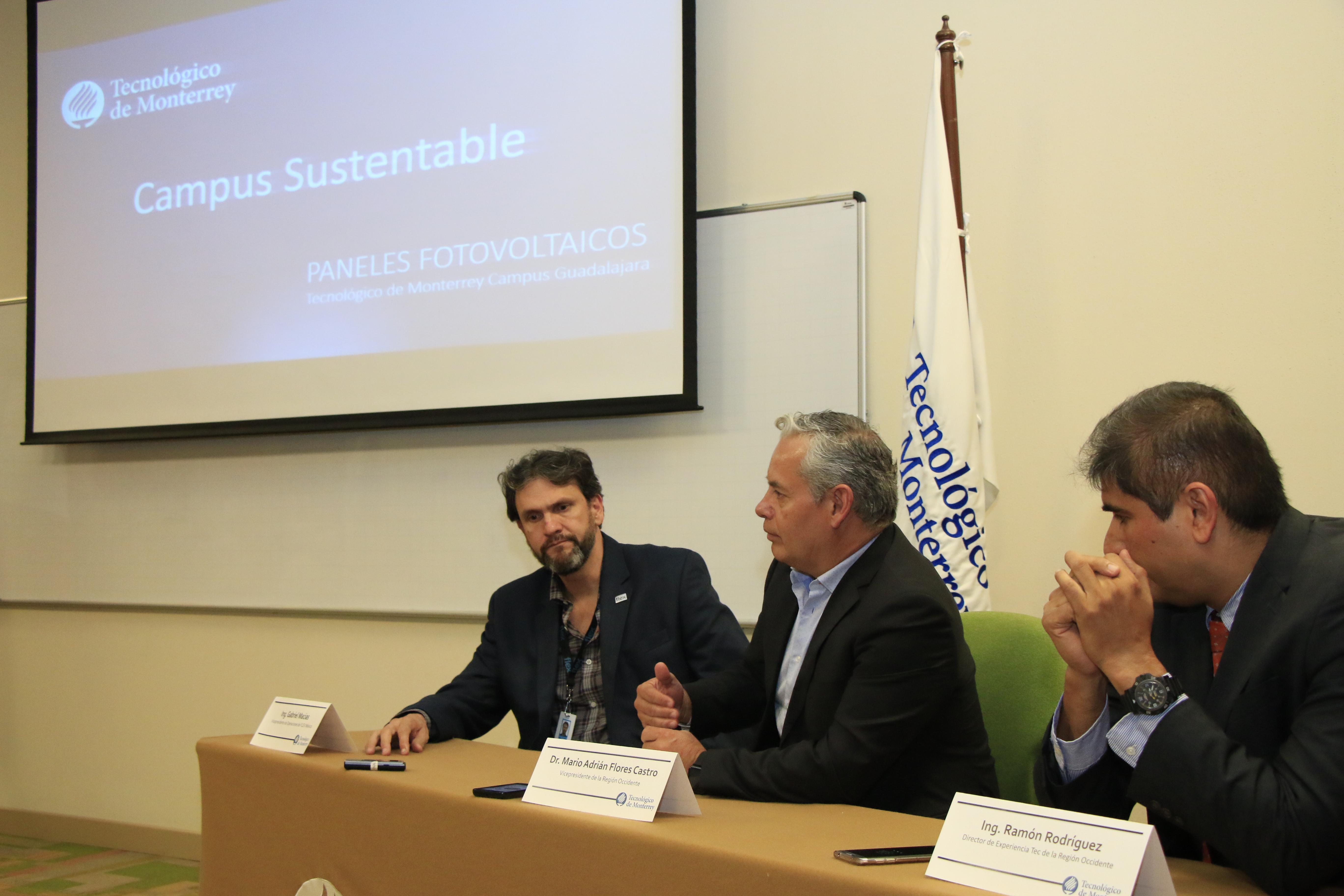 Generan 99 De Energia Renovable Con Paneles Solares Tecnologico De Monterrey