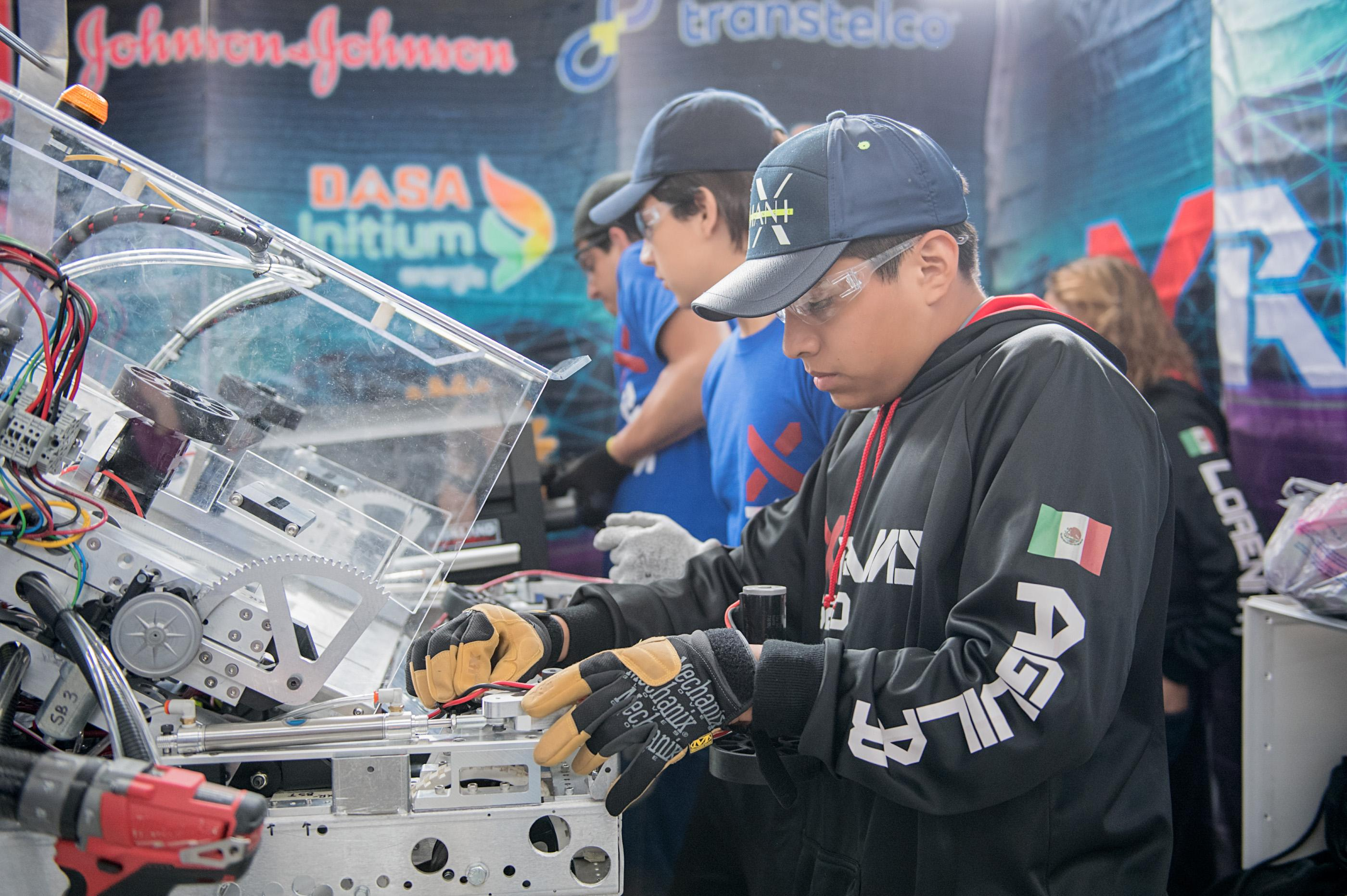 First Robotics en Monterrey