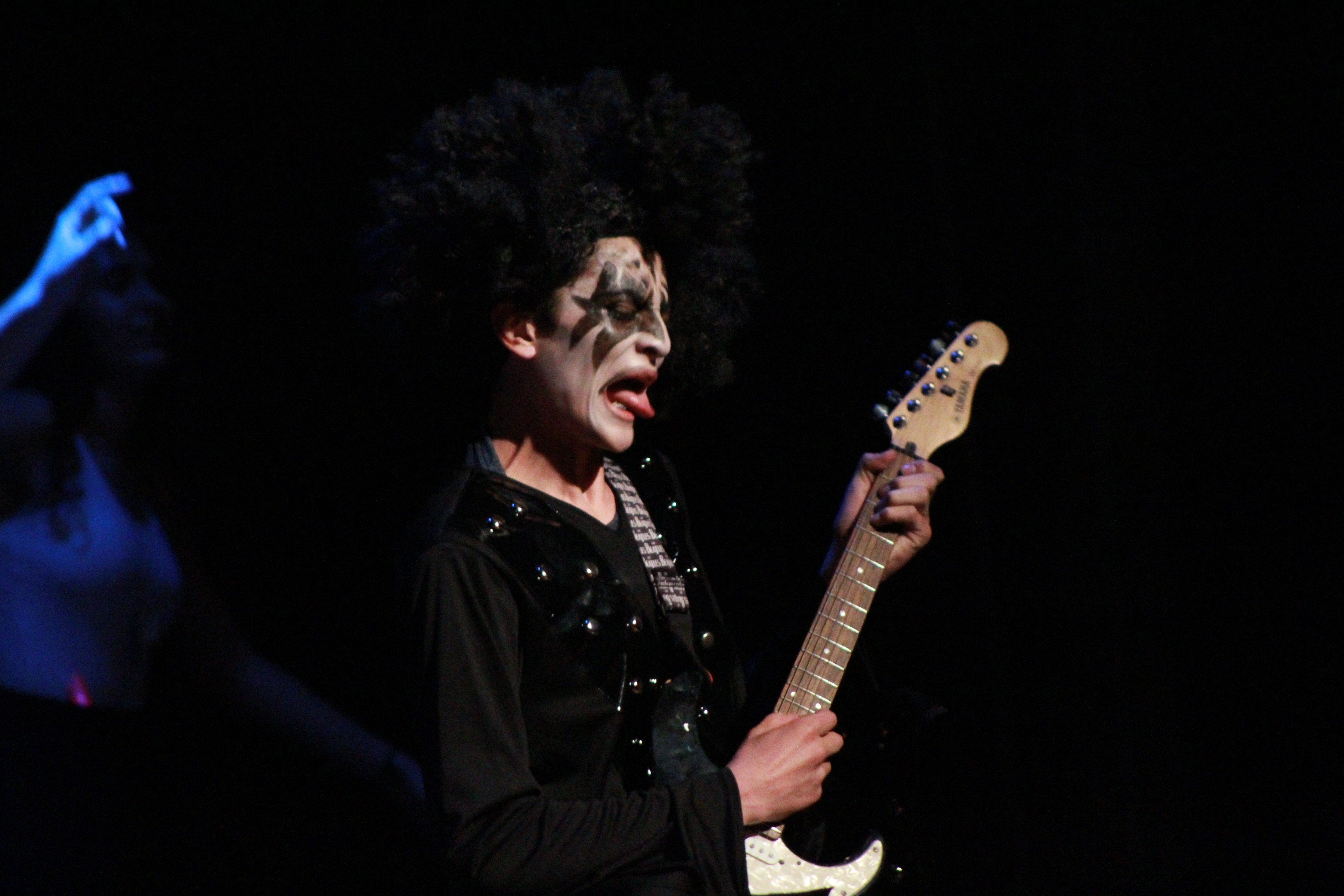 Guitarrista de Kiss