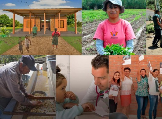 Towards a better world! Cemex and the Tec award prizes to 33 high impact projects