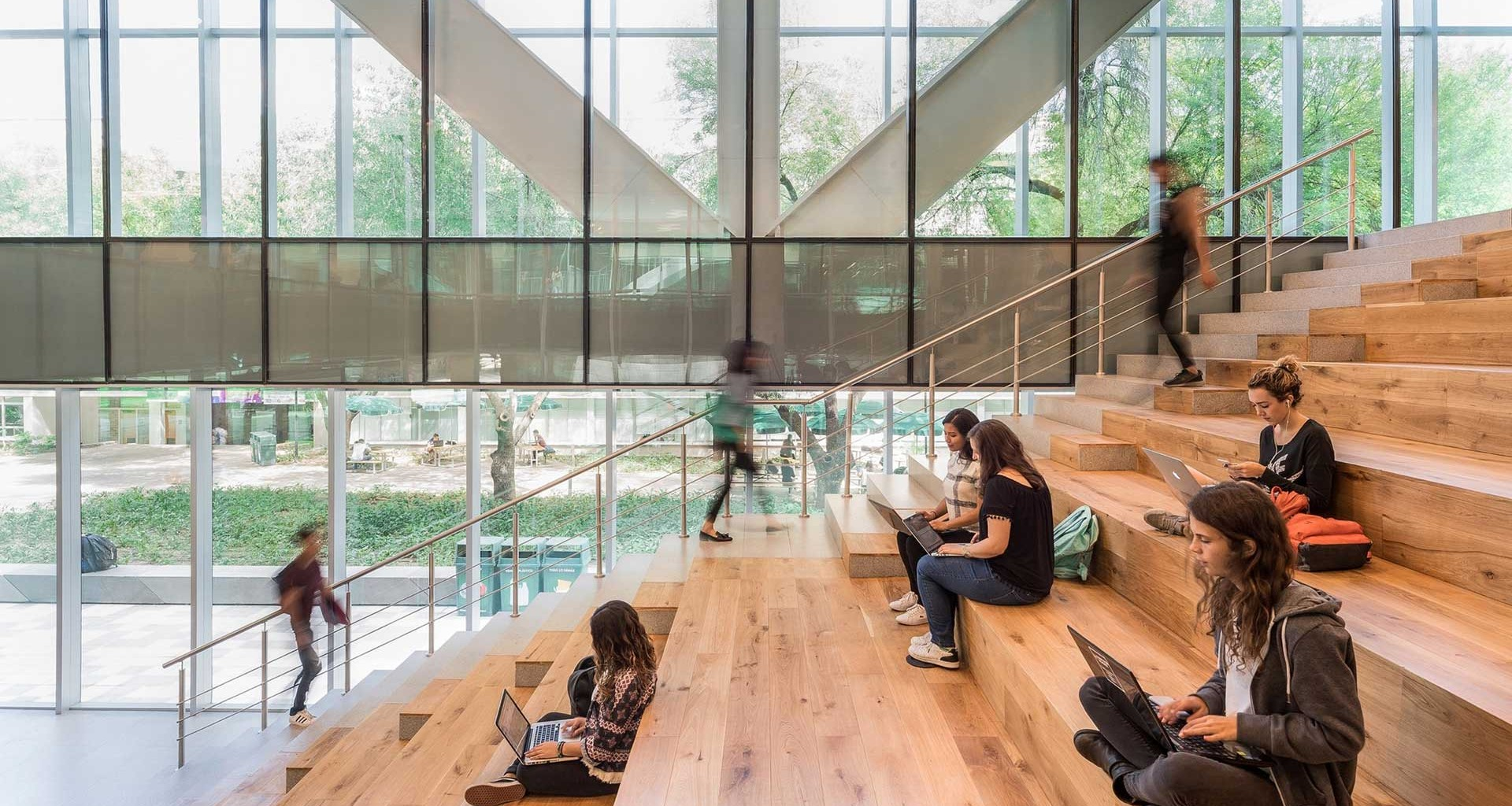 The new Tec library receives best-in-the-world design accolade