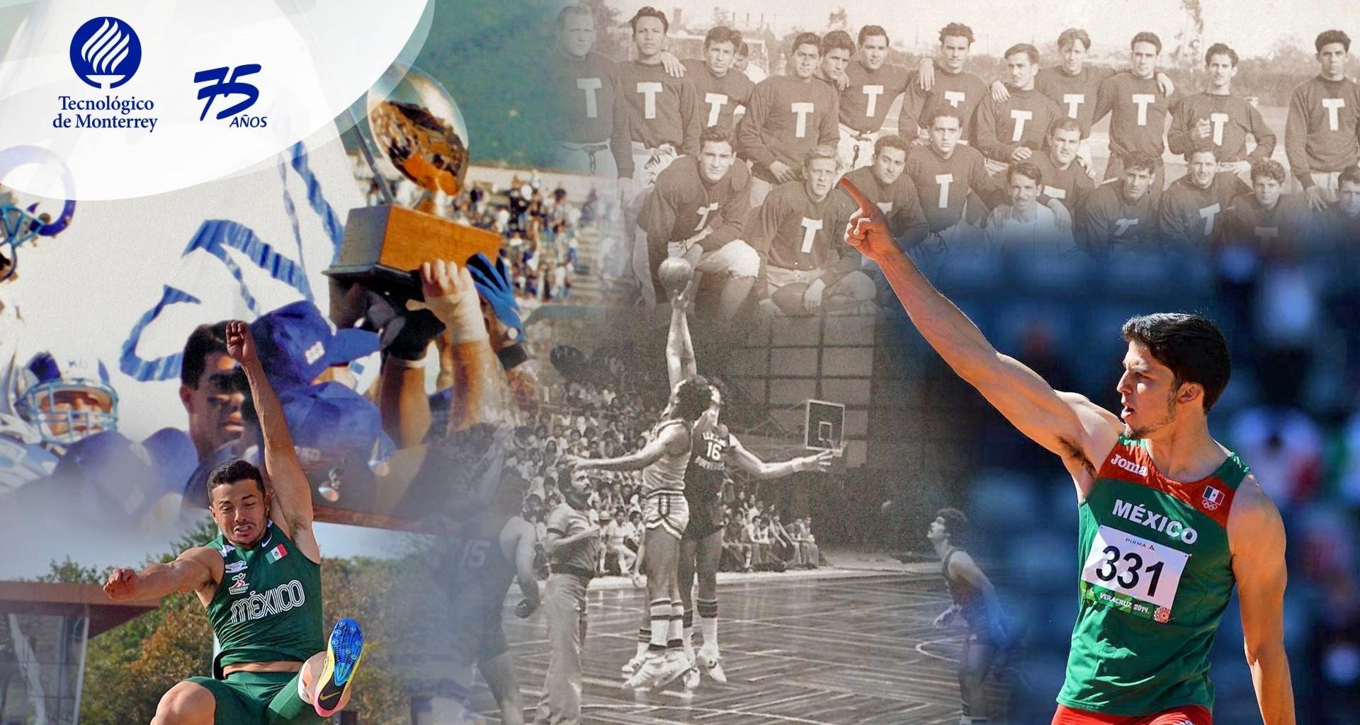 El deporte en el Tec  más de siete décadas de historia  5d326cea99cb9