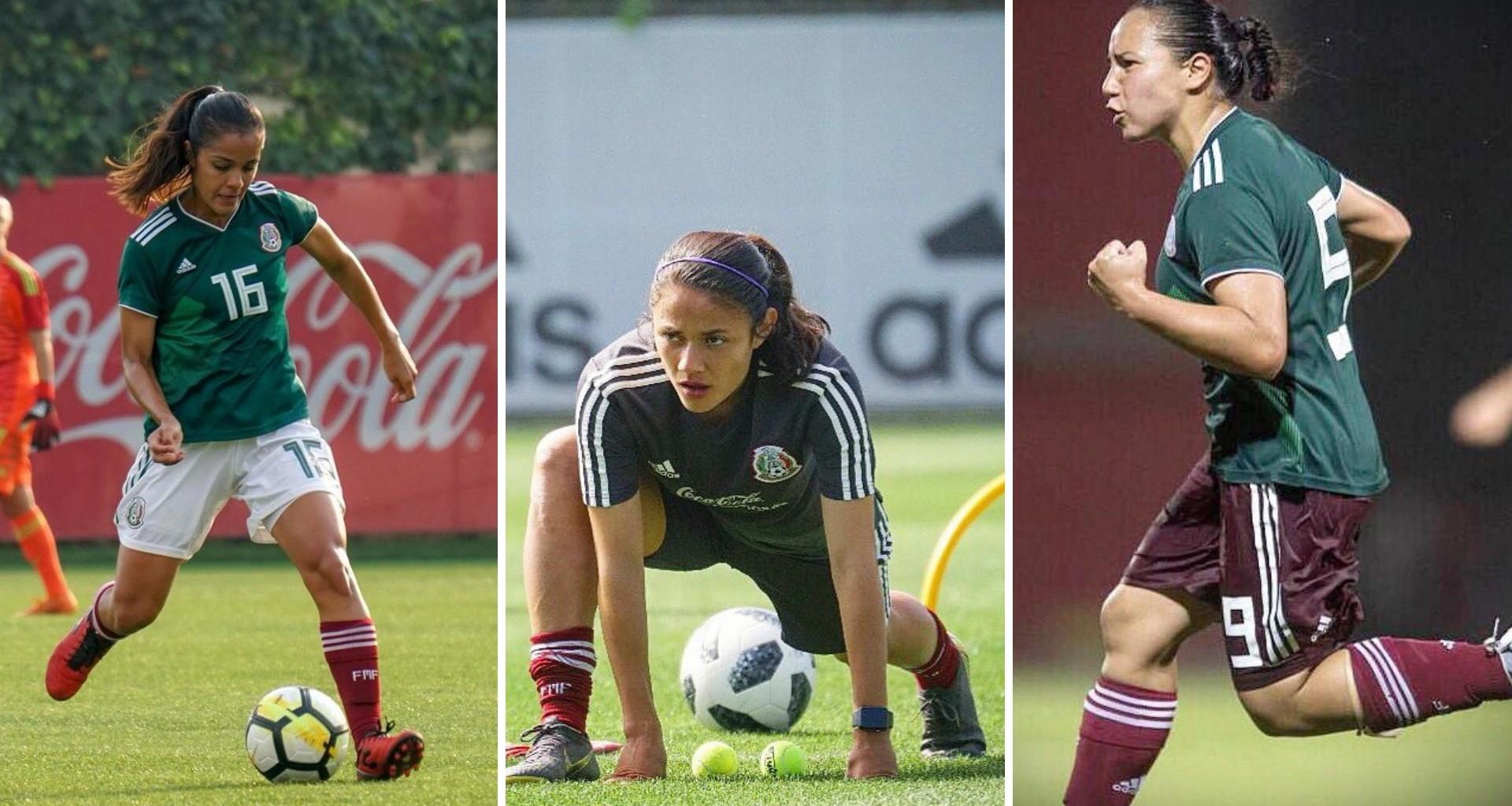 068a7273f1dde Ex jugadoras del Tec convocadas al Tri femenil para Panamericanos ...