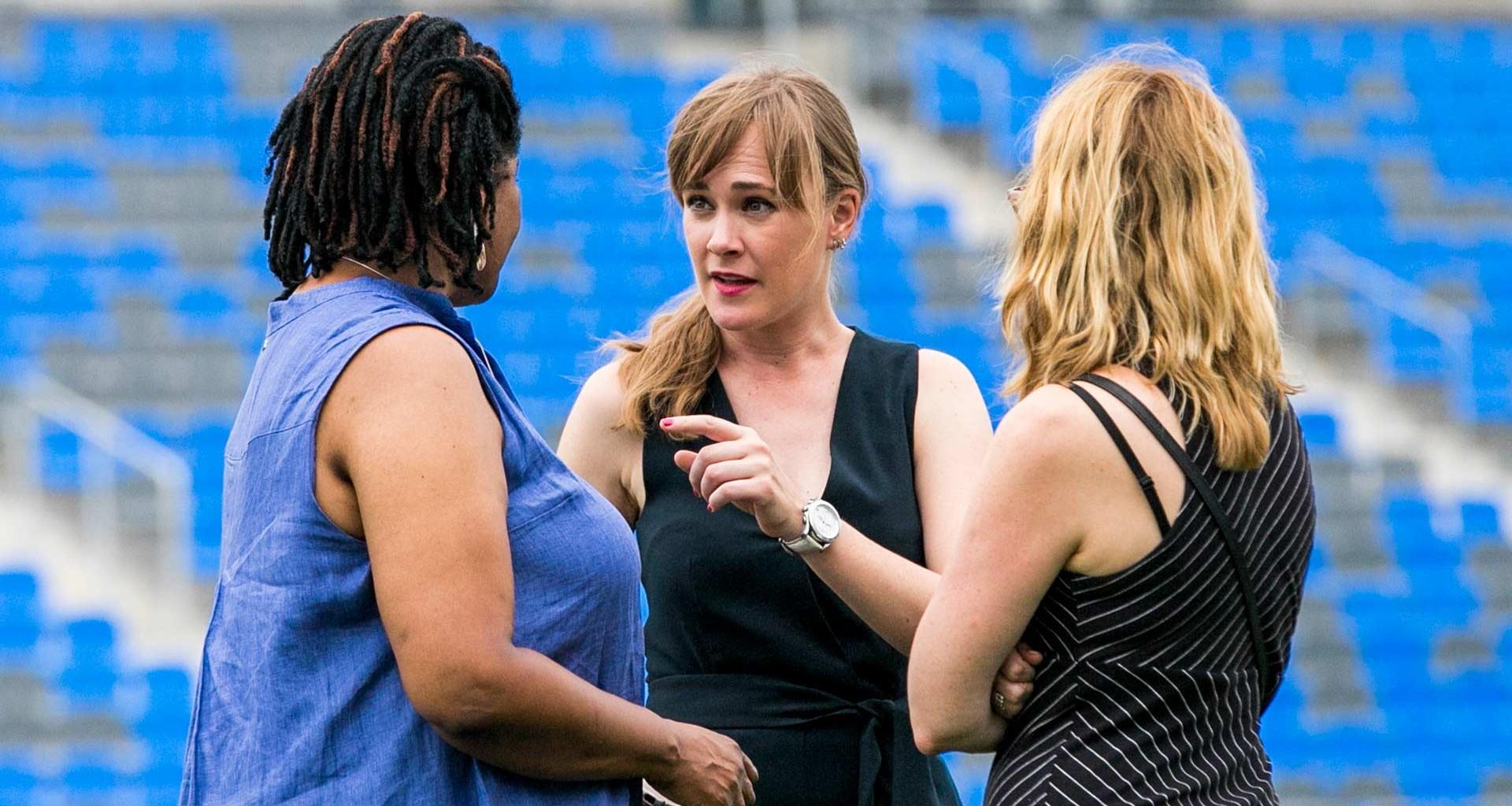 Marion Reimers: una periodista deportiva que lucha por la equidad | Tecnológico de Monterrey