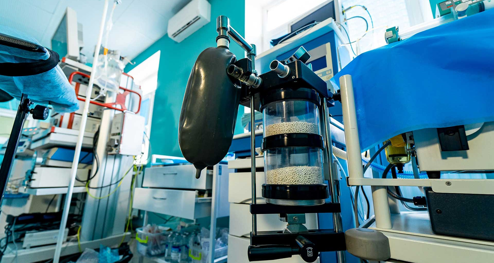 Los ventiladores o respiradores que son clave para enfermos COVID ...