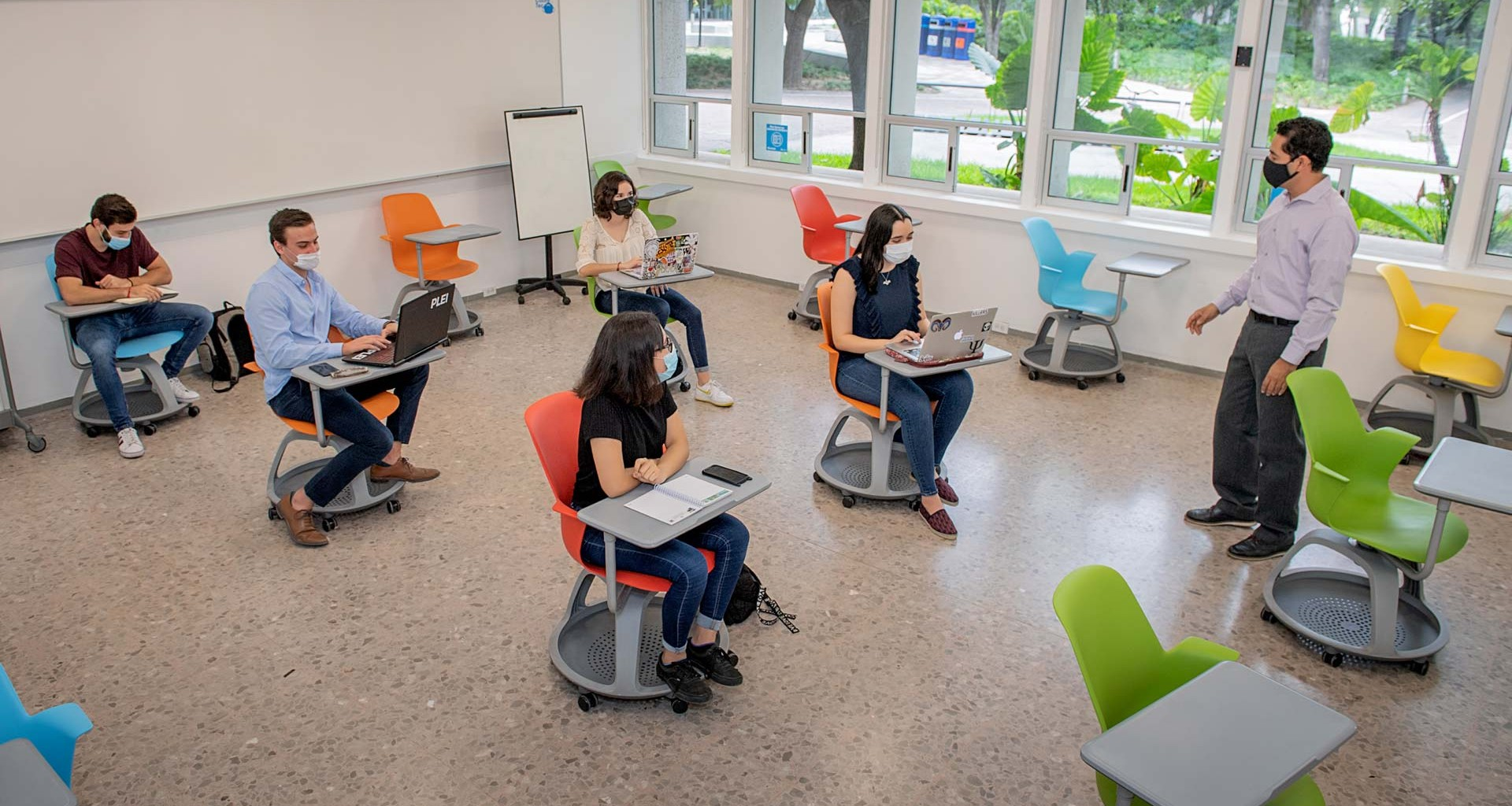 Are you a Tec student? Here's the return to classes with HyFlex+Tec