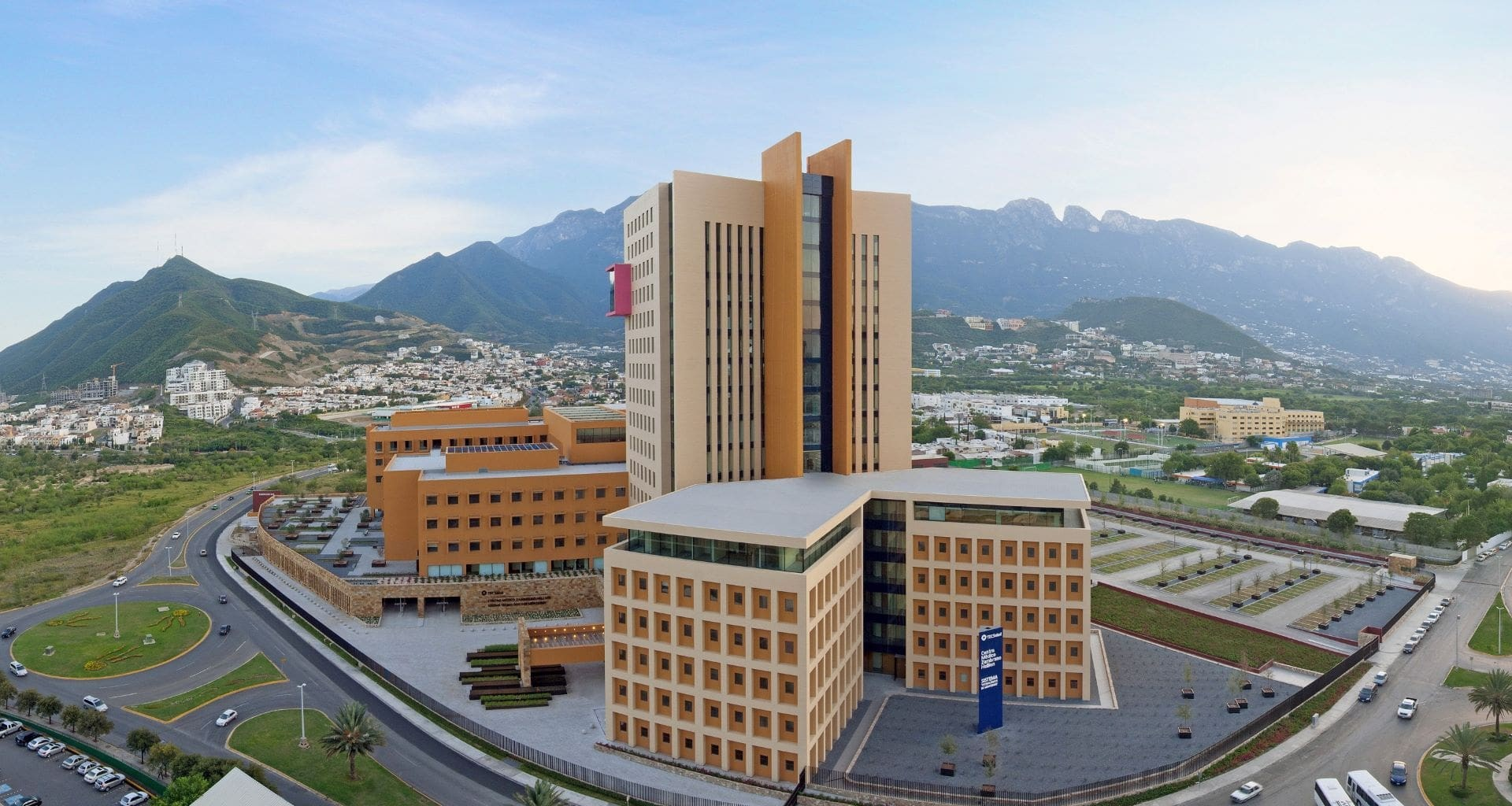 TecSalud hospitals among the top four in Mexico