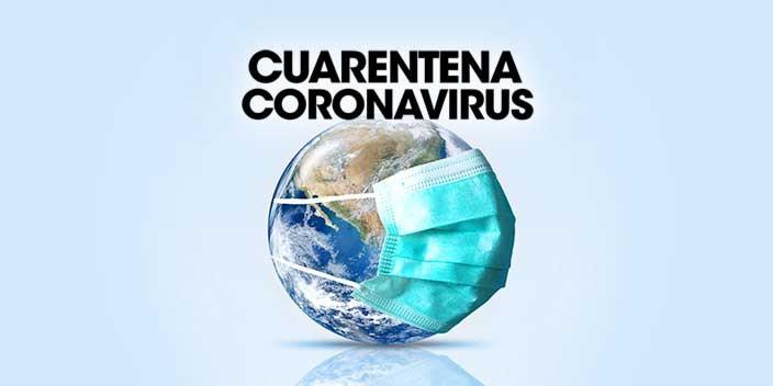 Minisitio especial con información de la cuarentena por el COVID-19