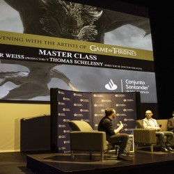 Master class Game of Thrones