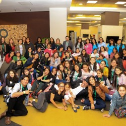 GE Girls STEM campamento verano