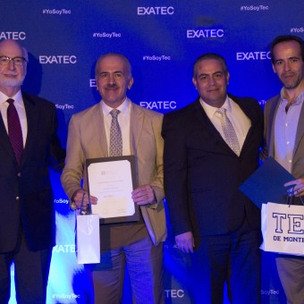 EXATEC Talks en Tampico.