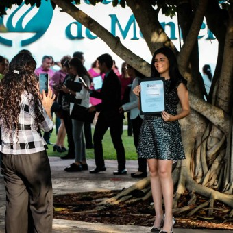 B honored campus Tampico