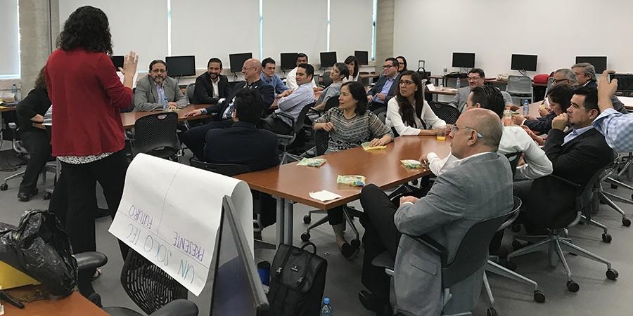 Reunión de Planeación Inicial Abril 18 Monterrey