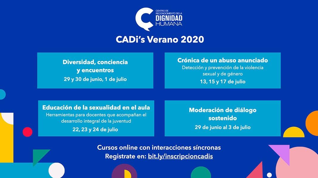 CADI´s Verano 2020