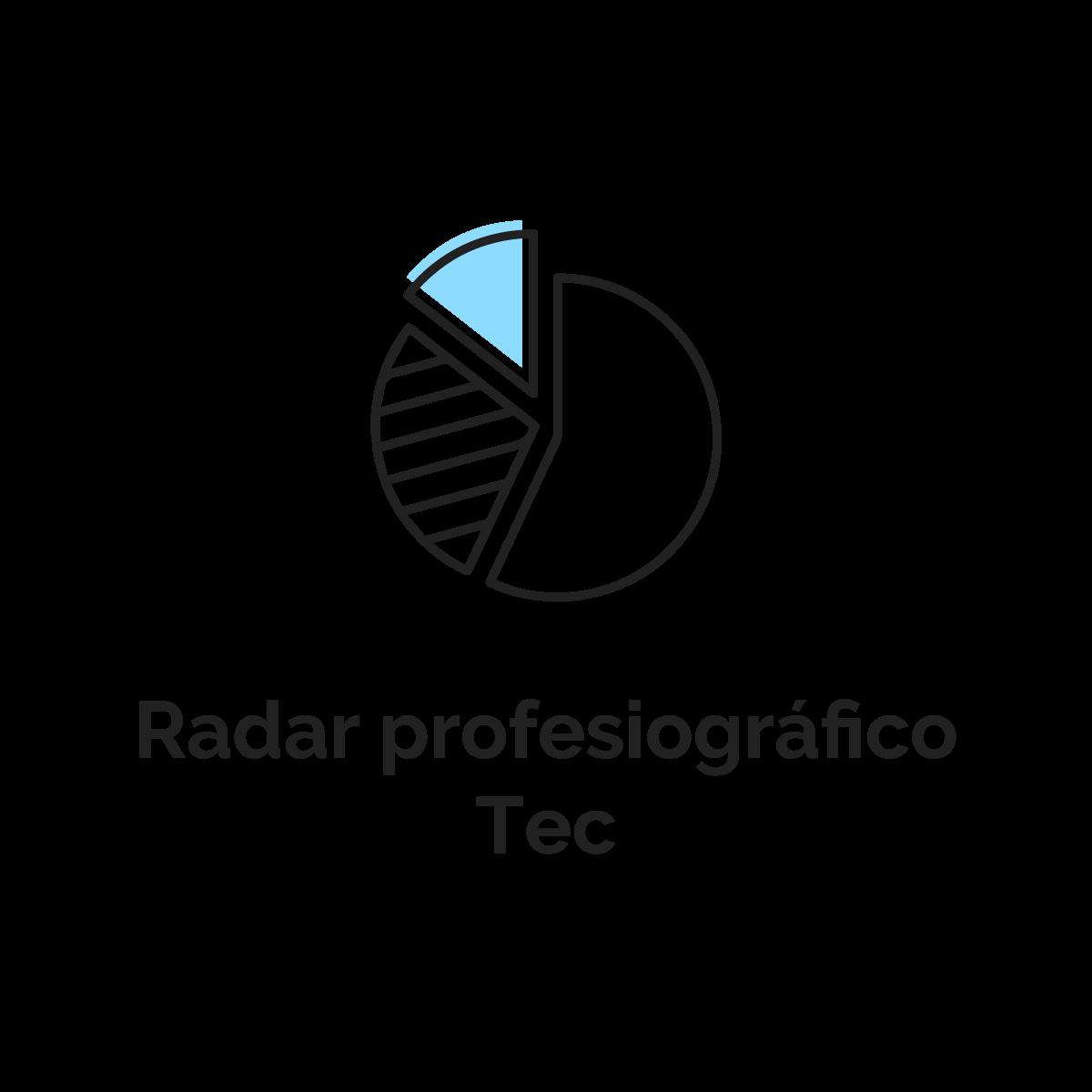Radar profesiográfico Tec