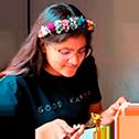 Samantha, 7mo. semestre Ingeniería en Biotecnología (IBT)